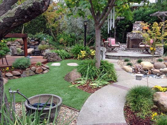 Artificial Grass Photos: Artificial Grass Plymouth, California Lawn And Garden, Beautiful Backyards
