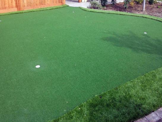 Fake Grass Citrus Heights, California Home Putting Green artificial grass