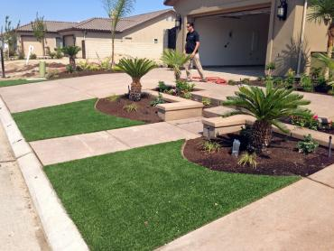 Artificial Grass Photos: Synthetic Turf Kennedy, California Landscaping, Front Yard Landscaping Ideas