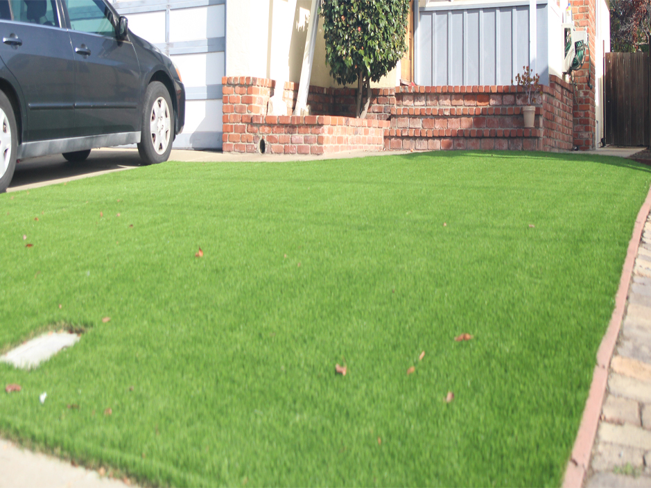 Synthetic Gr Cost Concord California Lawn And Garden Front