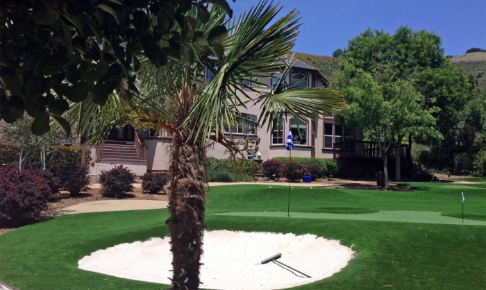 Putting Greens, Artificial Golf Putting Green in Sacramento